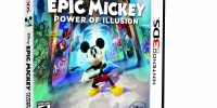 Disney's Epic Mickey Power of Illusion will be a platformer for the Nintendo 3Ds, coming out Autumn, 2012.