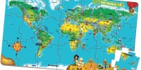<strong>Tag World Map Puzzle (19.99)</strong><br />