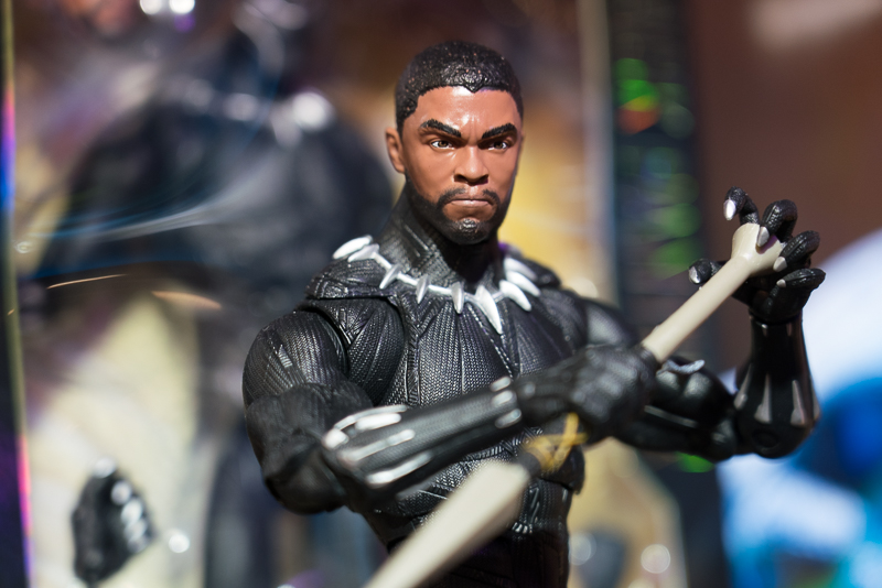 18532810 latest Black Panther Toys From Toy Fair 2018